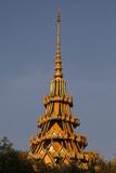 Silver Pagoda Stupa Photographic Print