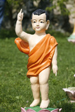 Prince Siddhartha, Buddha as a Child Photographic Print