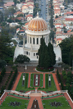 Baha'i World Center on Mount Carmel Photographic Print