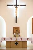 Sunday Mass in Maronite Church Photographic Print
