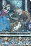 Saint Mary's Cathedral, Nativity Fresco Photographic Print