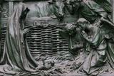 Duomo of Milano, Nativity Scene Photographic Print