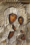 Orthodox Icon, Virgin and Child Photographic Print