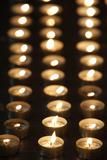 Candles in the Santuario Della Consolata Photographic Print