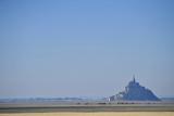 Young Catholics' Pilgrimage at Mont Saint Michel Photographic Print