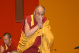 The Dalai Lama Photographic Print