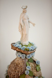 Our Lady of Lebanon Statue in Maronite Church Photographic Print