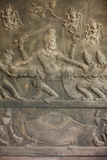 Ramayana Sculpture Photographic Print