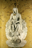 Virgin and Child Photographic Print