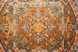 Mandala on a Thangka Photographic Print