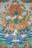 Green Tara, Symbol of Prosperity, Kopan Monastery Photographic Print