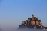Mont Saint Michel Photographic Print
