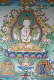 Avalokitesvara, Buddha of Compassion Photographic Print