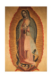 Saint Patrick's Cathedral, Our Lady of Guadalupe Photographic Print