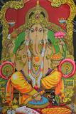 Hindu God Ganesha Fotoprint