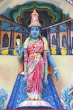 Mariamman Temple, Sivagami, Sivagami (Devi) Is Another Name for Parvathi, Consort of Lord Shiva Photographic Print