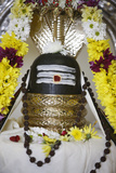 Shiva's Lingam in Highgate Hill Hindu Temple Photographic Print
