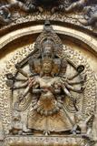Tantric Goddess Taleju Photographic Print