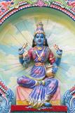 Mariamman Temple, Goddess Kannika Parameswari Photographic Print