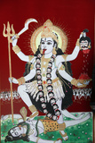 Hindu Goddess Kali Photographic Print