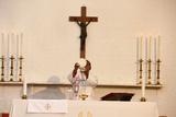 Anglican Christmas Mass Photographic Print