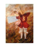 Mozart Enfant Photographic Print by Christiane Guerry