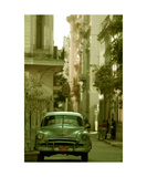 Havana Cityscape Photographic Print by Ariel Arias