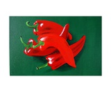 Peppers Photographic Print by Francoise Roullet