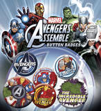 Avengers - Characters Badge Pack Badge
