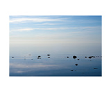 Gotland Seaside At Sunset Photographic Print by Francesco Carovillano