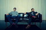 Black Keys Sofa Music Poster Photo