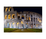 Colosseum At Dawn Photographic Print by Francesco Carovillano
