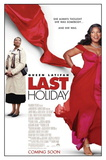 Last Holiday (Queen Latifah) Movie Poster Print