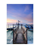 Venice At Sunrise Photographic Print by Francesco Carovillano