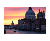 Saint Giorgio Maggiore At Sunrise Photographic Print by Francesco Carovillano