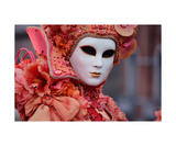 Venetian Carnival Photographic Print by Francesco Carovillano