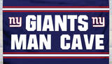 NFL New York Giants Man Cave Flag with 4 Grommets Flag