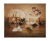 Un Conte De Venise Photographic Print by Frank Godille