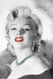 Marilyn Monroe - Diamonds are a Girl's Best Friend Prints