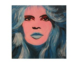 La Star Brigitte Bardot Photographic Print by Christiane Guerry