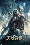 Thor - Dark World One Sheet Posters
