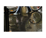 Bicicle Photographic Print by Ariel Arias