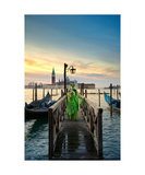 Venetian Carnival At Sunrise Photographic Print by Francesco Carovillano