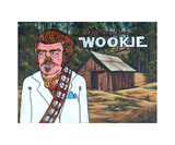 The Modern Wookie Photographic Print by Andrew Fitzpatrick