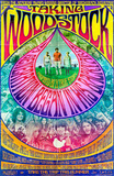 Taking Woodstock (Emile Hirsch, Liev Schrieber) Movie Poster Posters