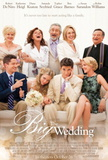 The Big Wedding Movie Poster Poster