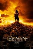 Conan The Barbarian (Jason Momoa, Ron Perlman, Rachel Nichols) Movie Poster Posters