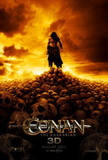 Conan The Barbarian (Jason Momoa, Ron Perlman, Rachel Nichols) Movie Poster Posters