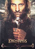 The Lord of The Rings: The Return of The King (Elijah Wood, Cate Blanchett, Orlando Bloom) Movie Reprodukcje