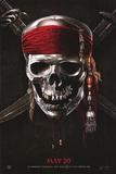 Pirates of the Caribbean: On Stranger Tides (Johnny Depp, Penelope Cruz, Geoffrey Rush) Movie Plakaty